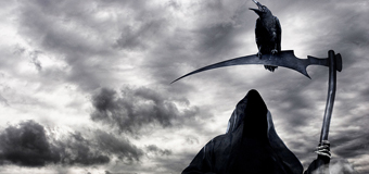 Afraid of dying, death or both?