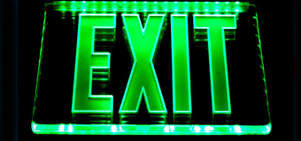 When to exit a trade?