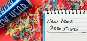 New Year's resolution—Part 2