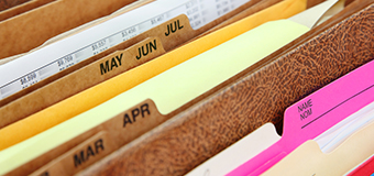 Organizing and Keeping Financial Records and Personal Documents