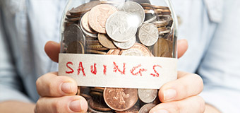 Five Proven Saving Habits