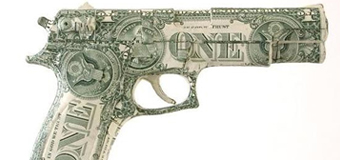 Money can be a Weapon of Mass Distraction