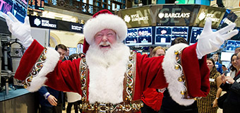 Should we expect a Santa Claus rally this Christmas?