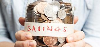 Five Proven Saving Habits